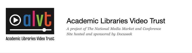 academic libraries video trust